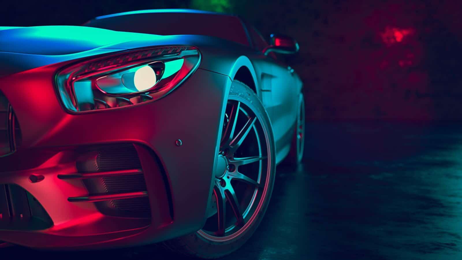 Autokredit für einen coolen Sportwagen